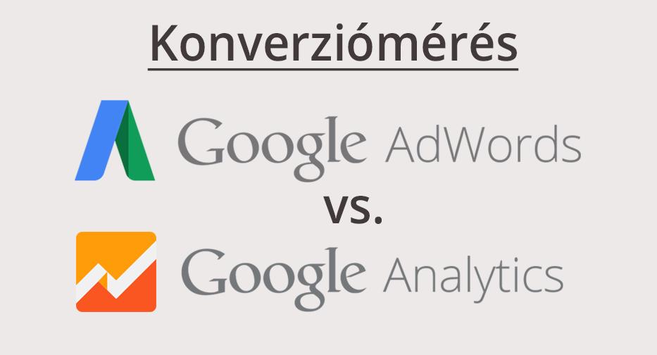 AdWords vs. Analytics konverziómérés – Miért különböznek az adatok?