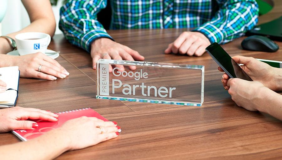 Premier Google Partner ügynökség