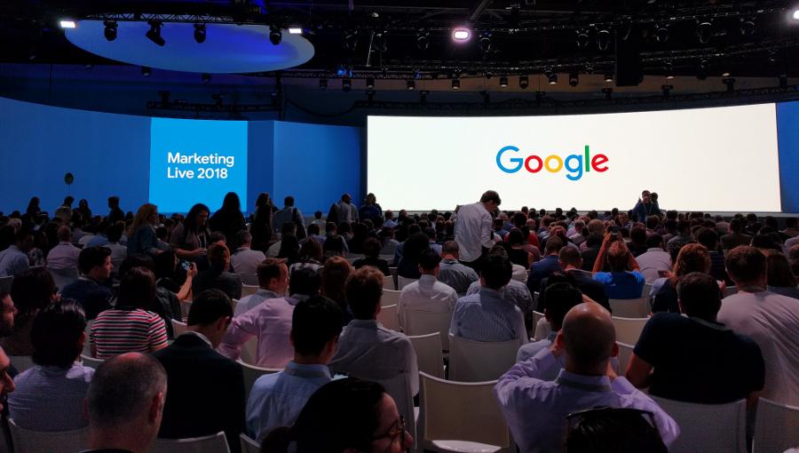 Google Marketing Live San José-ban