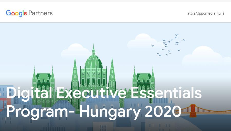 Digital Executive Essentials Program
